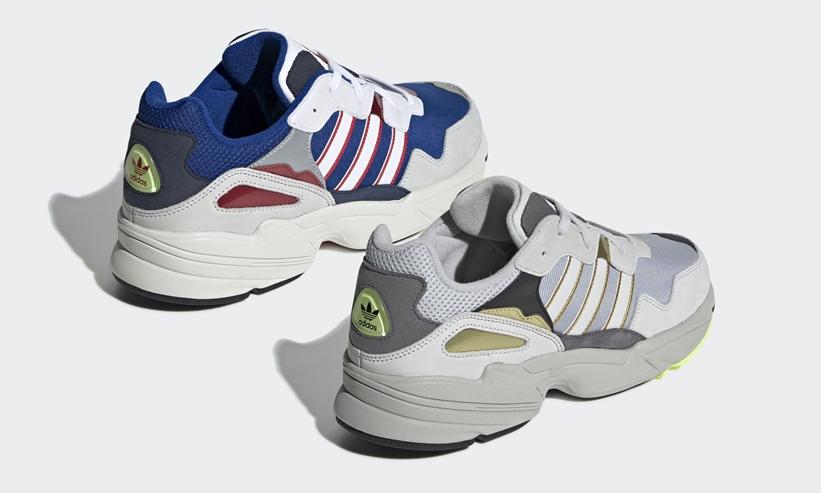"""4月発売!adidas Originals Yung-96 """"Royal/Grey"""" (アディダス オリジナルス ヤング-96 """"ロイヤル/グレー"""") [DB3564,3565]"""