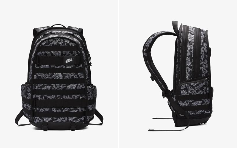 """ナイキ スポーツウェア RPM """"プリンテッド バックパック"""" (NIKE NSW RPM """"Printed backpack"""") [BA6348-010]"""