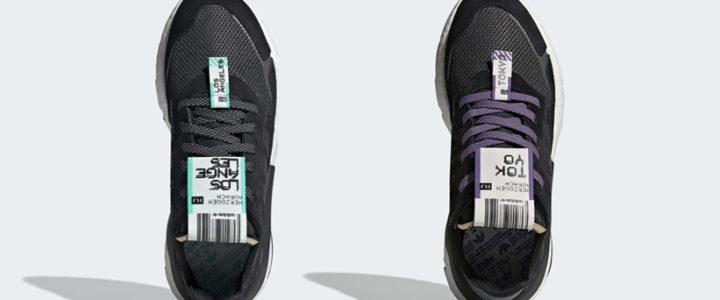 """【3/30 発売】アディダス オリジナルス ナイト ジョガー """"ジェットセット パック"""" (adidas Originals NITE JOGGER """"JET SET PACK"""") [EG2201,2202,2203,2204,2205,2206]"""
