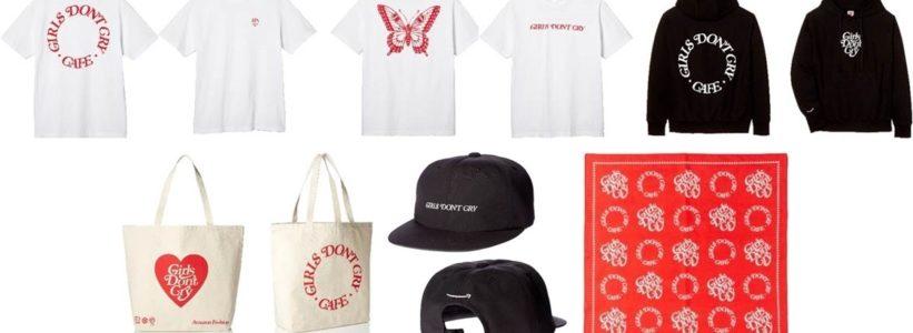 """【オンライン 4/22 15:00~】Amazon Fashionにて「Girls Don't Cry Meets Amazon Fashion """"AT TOKYO""""」が4/20~21開催 (ガールズ ドント クライ アマゾン ファッション)"""