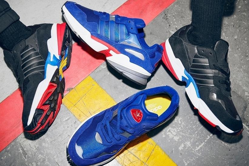 "adidas Originals Yung-96 ""Black/Blue"" (アディダス オリジナルス ヤング-96 ""ブラック/ブルー"")"
