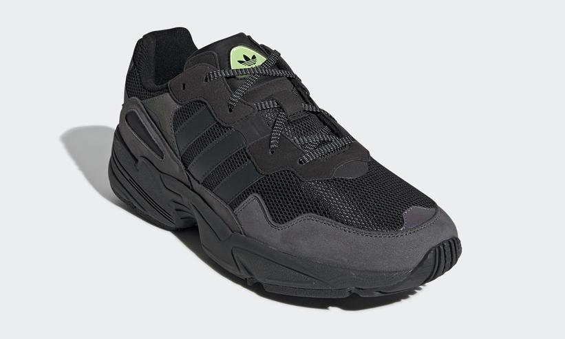 """5/2発売!adidas Originals Yung-96 """"Core Black/Carbon"""" (アディダス オリジナルス ヤング-96 """"コアブラック/カーボン"""") [EF5830]"""