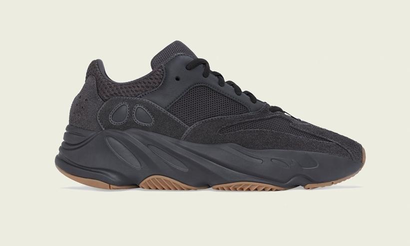"""6/29発売!アディダス イージー ウェーブ ランナー 700 """"ユーティリティブラック"""" (adidas YEEZY WAVE RUNNER 700 """"Utility Black"""")"""