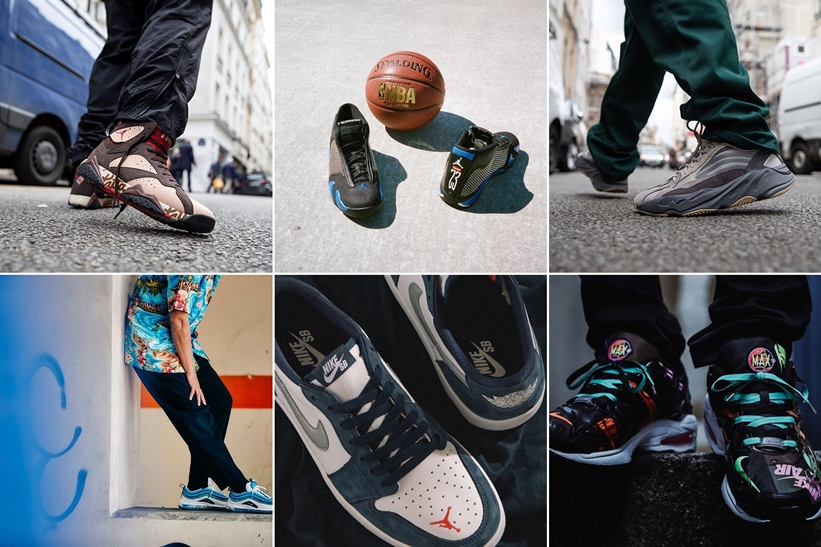 "【まとめ】6/15 発売の厳選スニーカー!(SUPREME × NIKE AIR JORDAN 14)(PATTA × NIKE AIR JORDAN 7 RETRO OG SP)(adidas Originals YEEZY WAVE RUNNER 700 V2 ""Tephra"")(atmos NIKE AIR MAX 2 LIGHT QS ""Black"")"