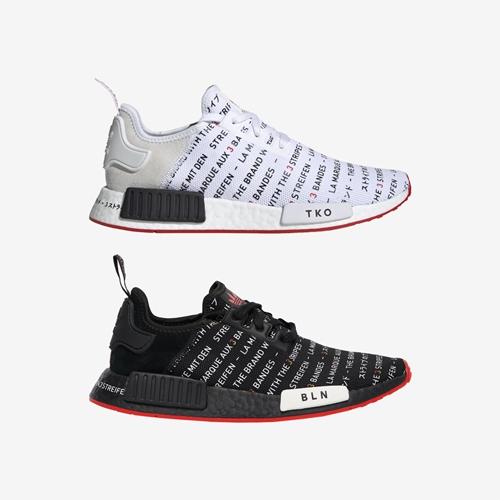 """adidas Originals NMD_R1 """"TKO/BLN"""" (アディダス オリジナルス エヌ エム ディー アールワン """"TKO/BLN"""") [EG6362,6363]"""