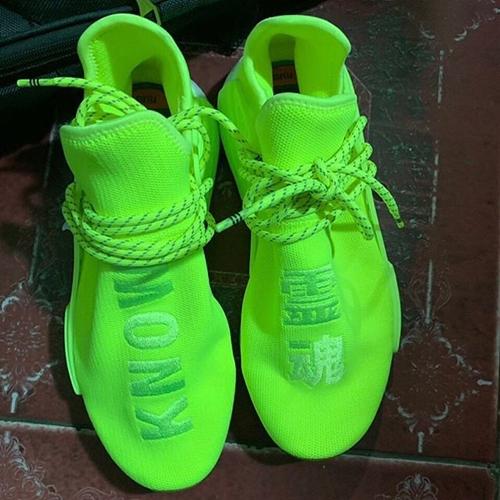 """【リーク】Pharrell Williams x adidas Originals NMD TRAIL HU """"Neon Yellow"""" (ファレル・ウィリアムス アディダス オリジナルス エヌエムディー """"ネオンイエロー"""")"""