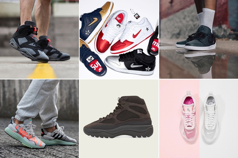 【まとめ】9/14 発売の厳選スニーカー!(SUPREME × NIKE DUNK LOW)(PSG × NIKE JORDAN)(adidas Originals YEEZY DESERT BOOT)(JOHN ELLIOTT × LEBRON JAMES × NIKE ICON QS)