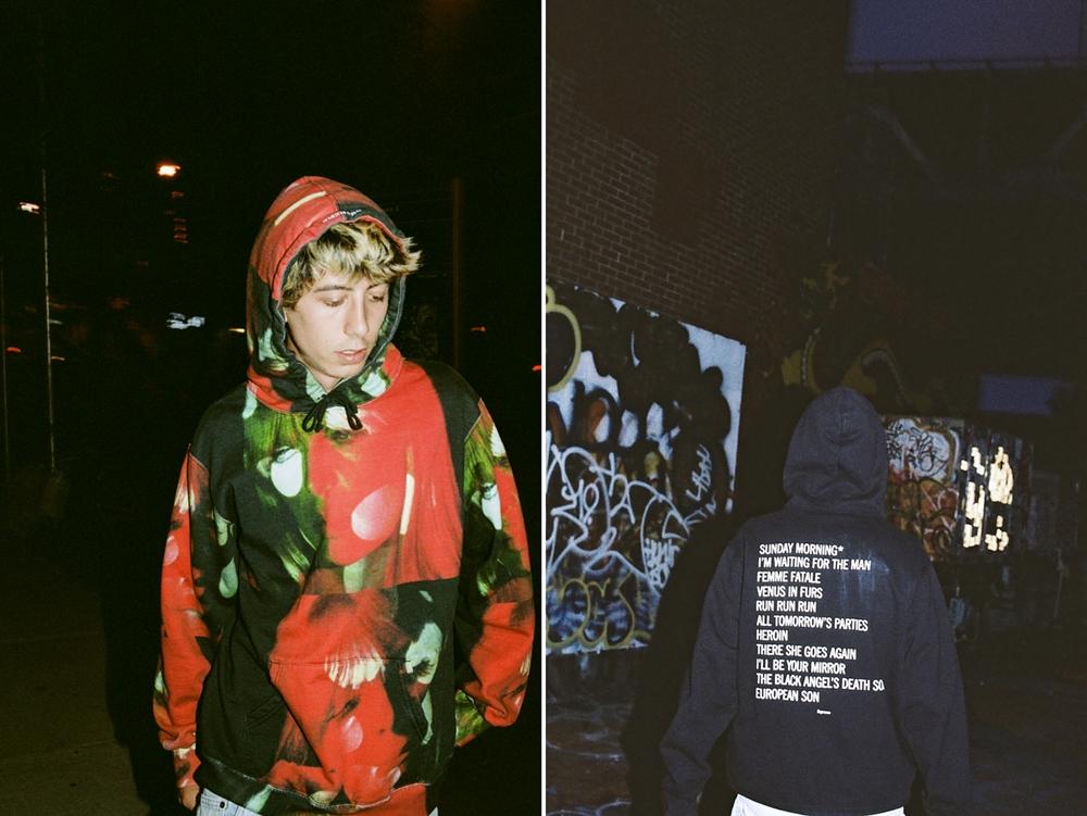 9/21発売!シュプリーム (SUPREME) × ヴェルヴェット・アンダーグラウンド (The Velvet Underground)