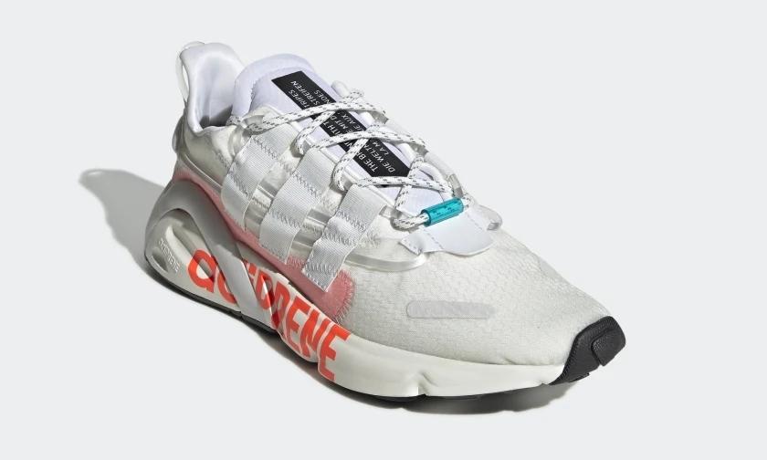 """9/21発売!アディダス オリジナルス レキシコン """"ホワイト/ソーラーレッド"""" (adidas Originals LXCON """"White/Solar Red"""") [EH0248]"""