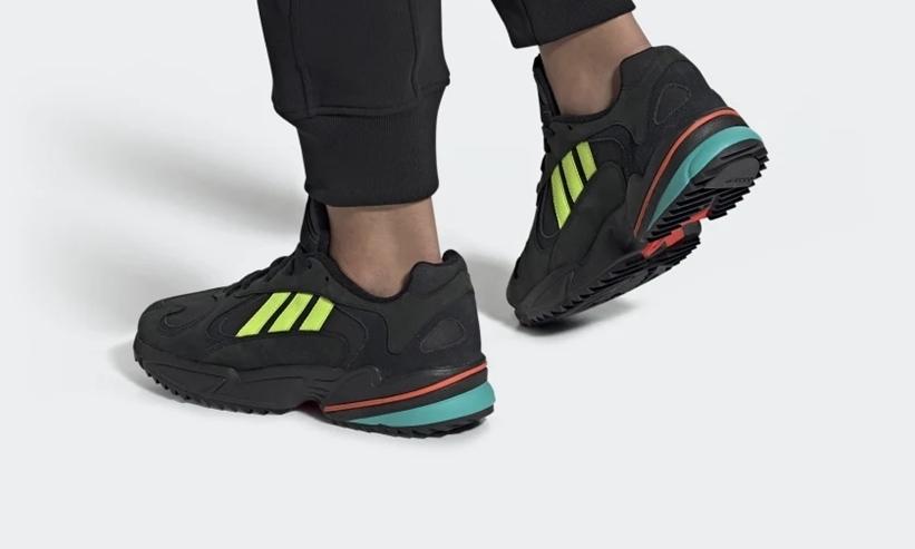 """adidas Originals YUNG-1 TRAIL """"Core Black"""" (アディダス オリジナルス ヤング-1 トレイル """"コアブラック"""") [EE5321]"""