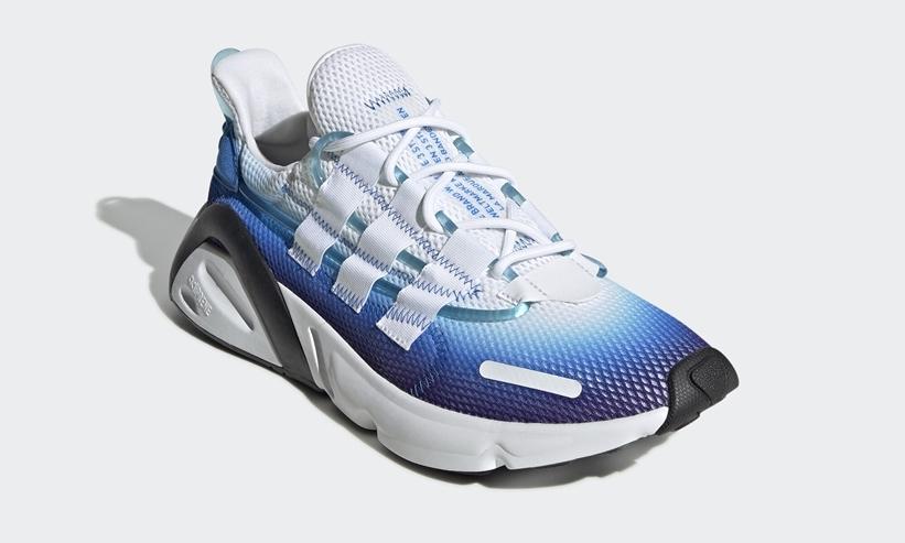 """adidas Originals LXCON """"White/Blue"""" (アディダス オリジナルス レキシコン """"ホワイト/ブルー"""") [EE5898]"""