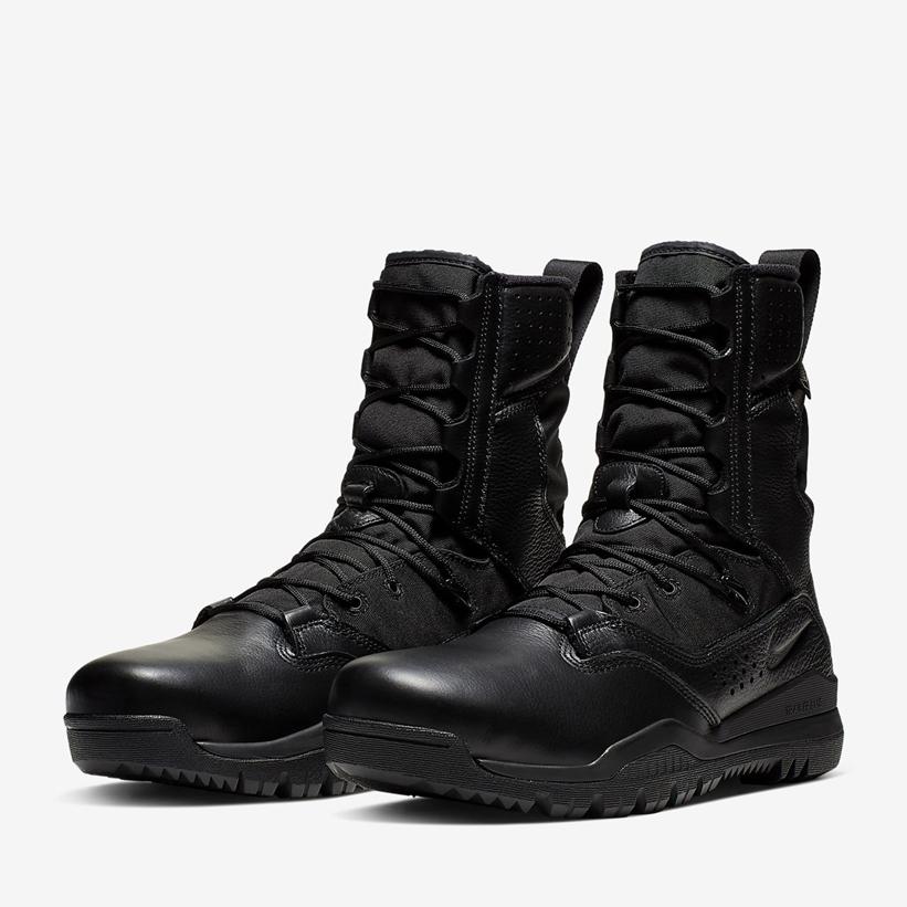 """ゴアテックス素材を使用したナイキ SFB フィールド 2 8インチ ブーツ """"ブラック"""" (NIKE SFB FIELD 2 GORE-TEX 8-inch BOOT """"Black"""") [AQ1199-001]"""