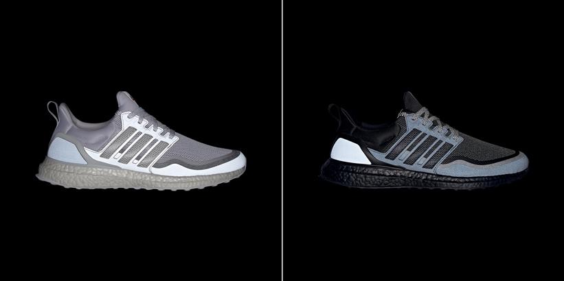 """12/6発売!アディダス ウルトラ ブースト リフレクティブ """"ブラック/ホワイト"""" (adidas ULTRA BOOST REFLECTIVE """"Black/White"""") [EG8104,8105]"""