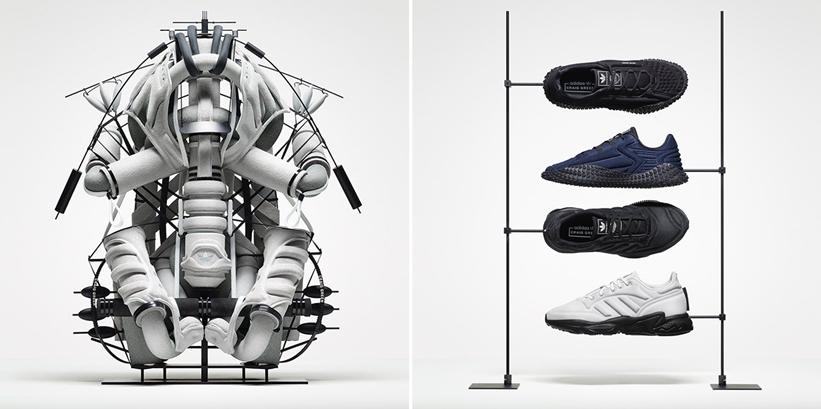 1/31発売!Craig Green × adidas Originals KONTUUR I/KONTUUR II (クレイグ・グリーン アディダス オリジナルス) [FV4419,6794,7825,7826]
