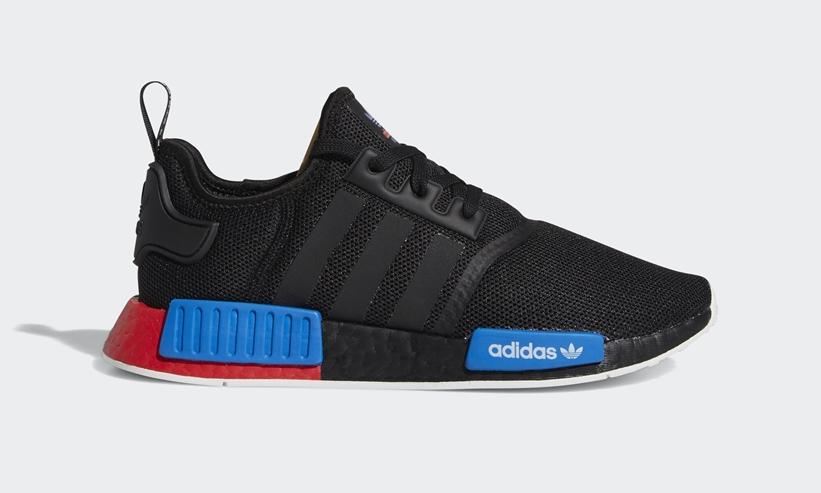 """adidas Originals NMD_R1 """"Core Black/Lush Red"""" (アディダス オリジナルス エヌ エム ディー アールワン """"コアブラック/ラッシュレッド"""") [FX4355]"""