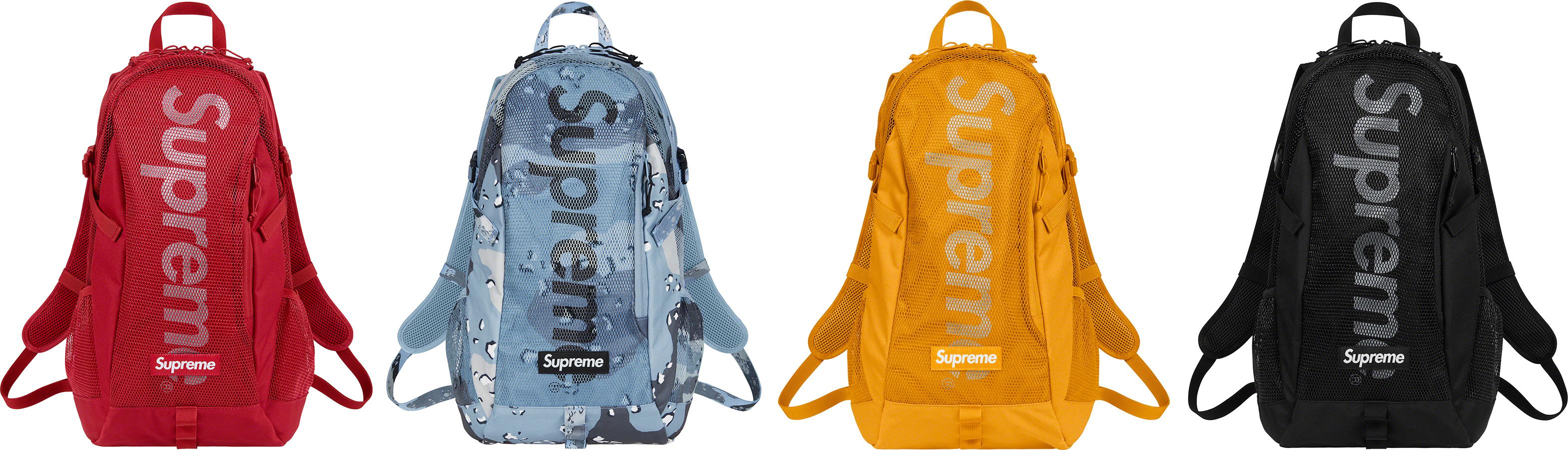 【バッグ/BAGS まとめ】 シュプリーム (SUPREME) 2020 SPRING/SUMMER コレクション (2020年 春夏)