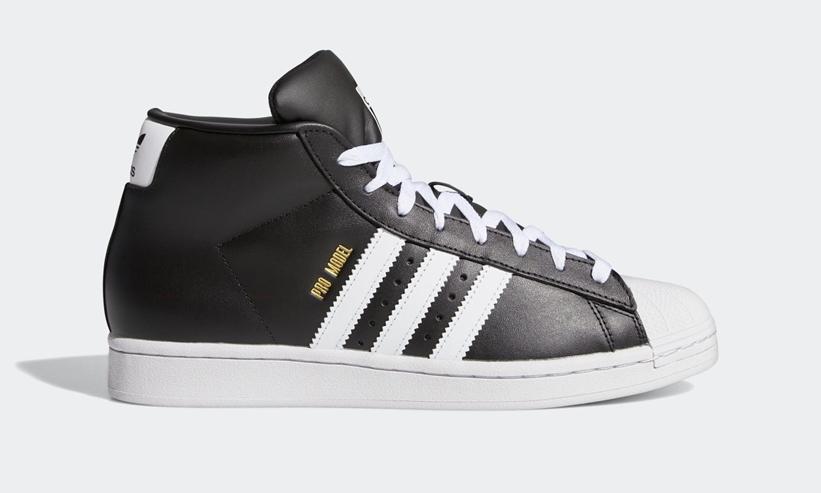 """4/2発売!アディダス オリジナルス プロモデル """"ブラック/ホワイト"""" (adidas Originals PRO MODEL """"Black/White"""") [FV4498]"""