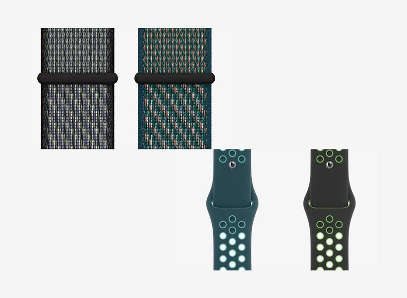 Apple Watch NIKE+ 新バンドが展開 (アップル ウォッチ ナイキ+)