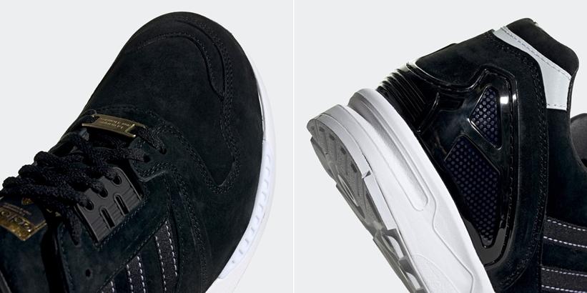 """ゴージャスなGOLDをあしらった adidas Originals ZX 8000 """"Black/White"""" (アディダス オリジナルス ゼットエックス 8000 """"ブラック/ホワイト/ゴールド"""") [EH1505]"""