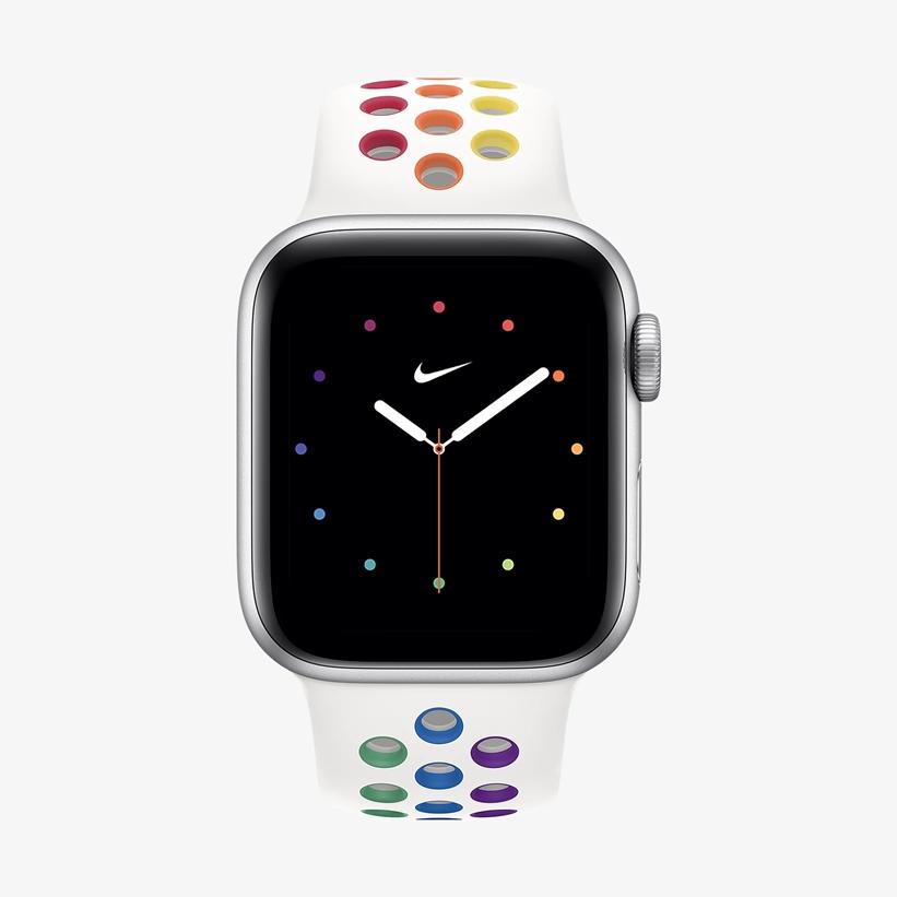 """【発売予定】Apple Watch スポーツバンド""""プライド エディション"""" (アップル ウォッチ)"""