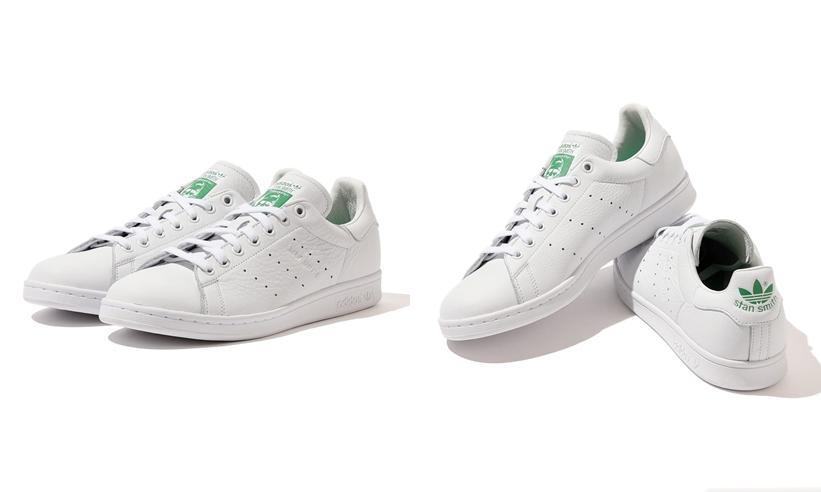 """10月中旬発売!40周年記念モデルが復刻!adidas Originals for BEAMS STAN SMITH """"White"""" (アディダス オリジナルス フォー ビームス スタンスミス """"ホワイト"""")"""