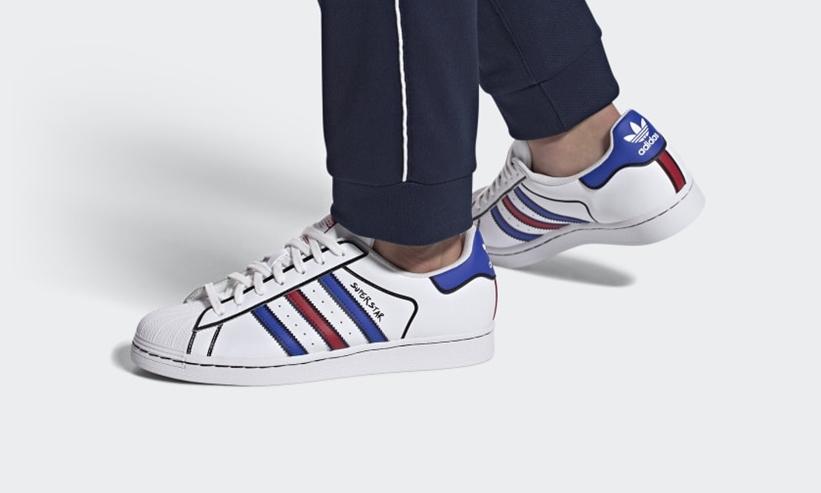 """アディダス オリジナルス スーパースター """"シャーピー"""" ホワイト (adidas Originals SUPERSTAR """"Sharpie"""" White) [FY3116]"""