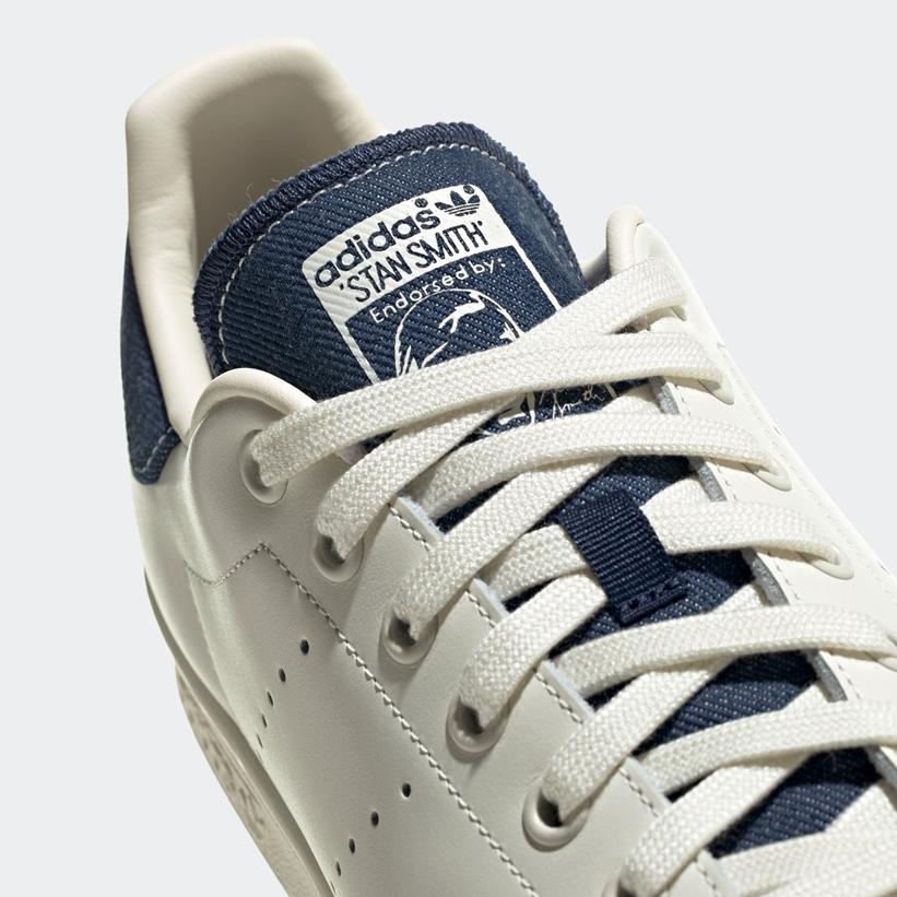 """9/24発売!アディダス オリジナルス スタンスミス """"ホワイト/カレッジネイビー"""" (adidas Originals STAN SMITH """"White/College Navy"""") [FW4424]"""