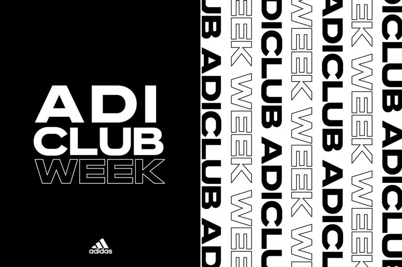 アディダス「adiCLUB」2周年!会員限定のフェスティバル・ウィーク「ADICLUB WEEK」が10/14~10/20開催 (adidas)