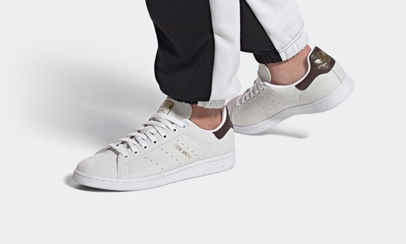 """BEAUTY&YOUTH × adidas Originals 別注 STAN SMITH """"White/Brown"""" (ビューティアンドユース アディダス オリジナルス スタンスミス """"ホワイト/ブラウン"""") [FZ5564]"""