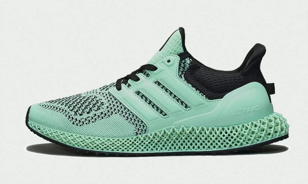 Sneakersnstuff x adidas ULTRA 4D (スニーカーズエンスタッフ アディダス ウルトラ 4D)
