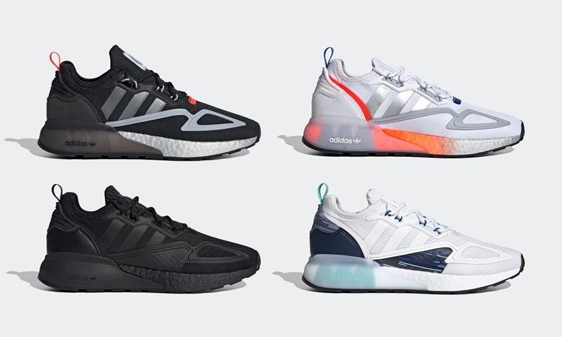 12/3発売!NASA コラボを含む adidas Originals ZX 2K BOOST 4カラー (アディダス ゼットエックス 2K ブースト) [FY5724,FY5725,GY2689,H05148]