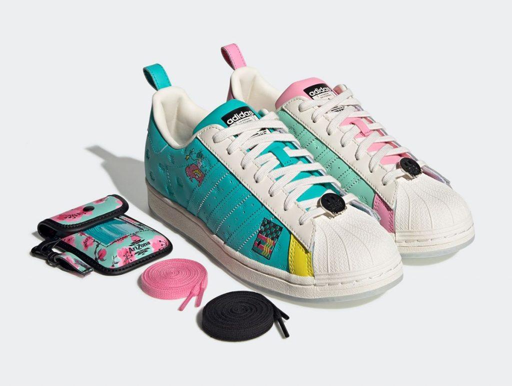 AriZona Ice Tea x adidas WMNS SUPERSTAR (アリゾナ アイス ティー アディダス ウィメンズ スーパースター) [GZ2861]