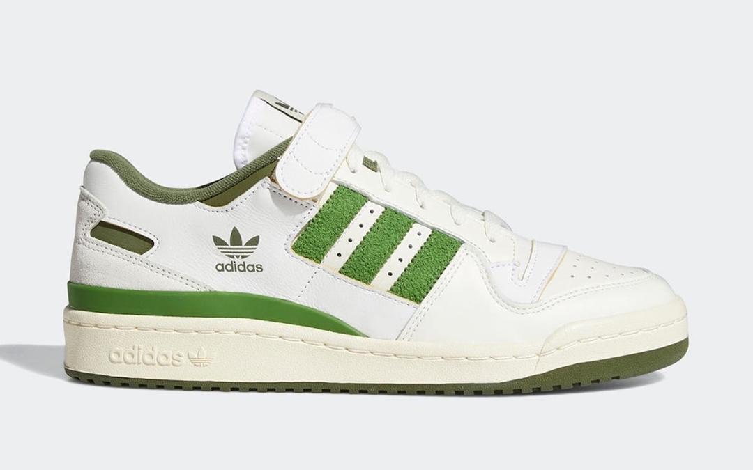 """【発売予定】adidas Originals FORUM 84 LOW """"Crew Green"""" (アディダス オリジナルス フォーラム 84 ロー """"クルーグリーン"""") [FY8683]"""