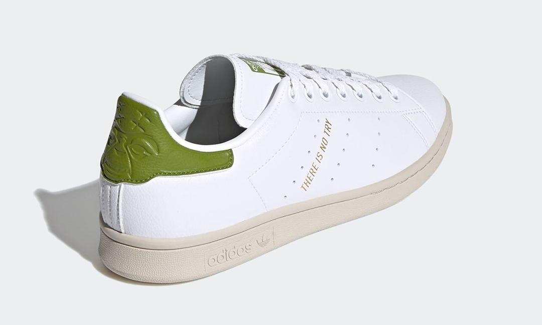 """スターウォーズ × アディダス オリジナルス スタンスミス """"ヨーダ"""" (STAR WARS adidas Originals STAN SMITH """"Yoda"""") [FY5463]"""