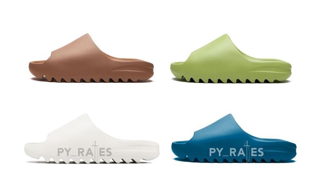 4/21発売!adidas Originals YEEZY SLIDE 4カラー (アディダス オリジナルス イージー スライド)