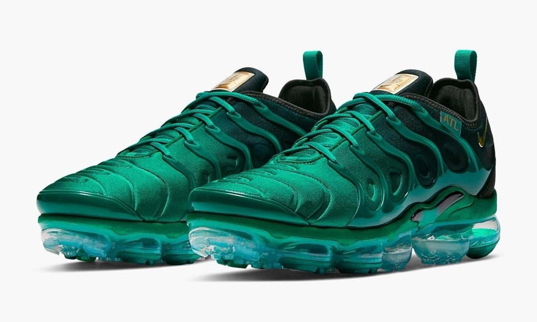 """2/26 発売!ナイキ エア マックス プラス """"シティスペシャル/アトランタ/ミスティックグリーン"""" (NIKE adidas packer nmd sweatshirt shoes """"CITY SPECIAL/Atlanta/Mystic Green"""") [DH0145-300]"""