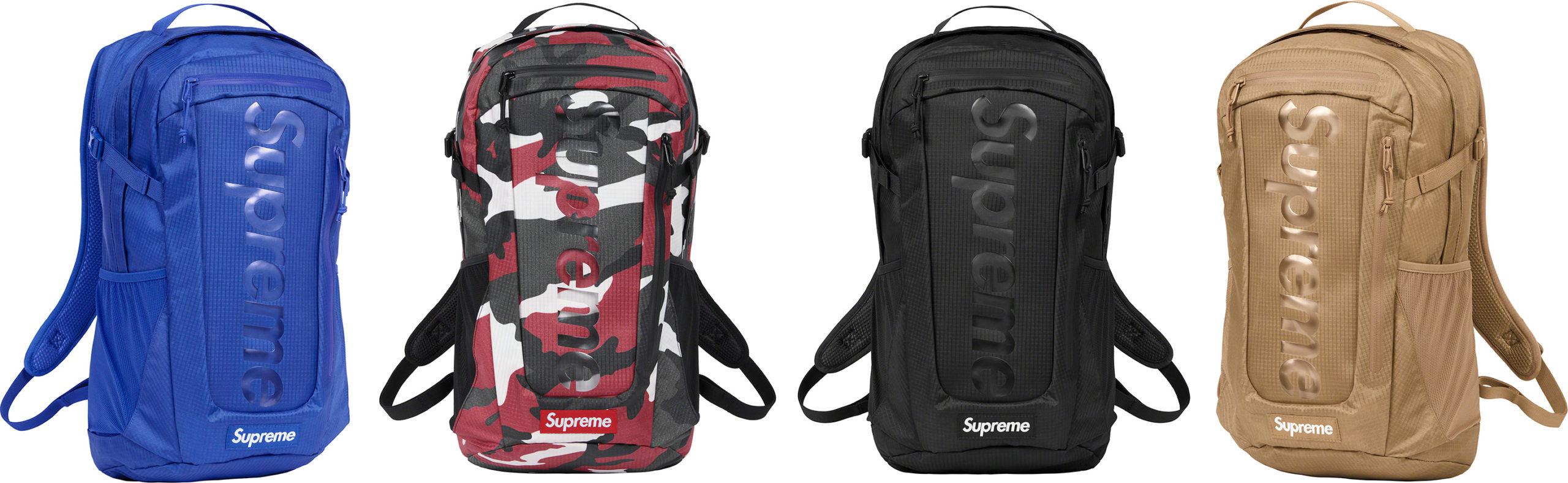 【バッグ/BAGS まとめ】 シュプリーム (SUPREME) 2021 SPRING/SUMMER コレクション (2021年 春夏)