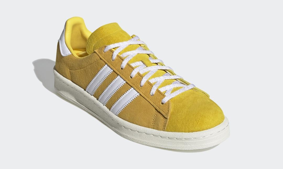 """4/1 発売!adidas Originals CAMPUS 80s """"Bold Gold/White"""" (アディダス オリジナルス キャンパス 80s """"ボールドゴールド/ホワイト"""") [FX5443]"""