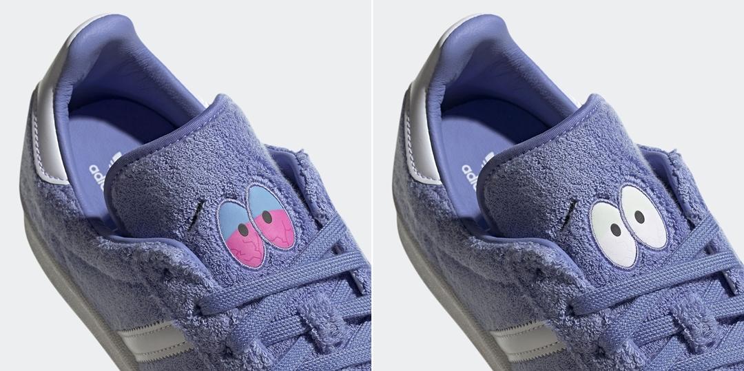 """海外 4/20 発売!South Park x adidas Originals CAMPUS 80 """"Towelie"""" (サウスパーク アディダス オリジナルス キャンパス 80 """"タオリー"""") [GZ9177]"""