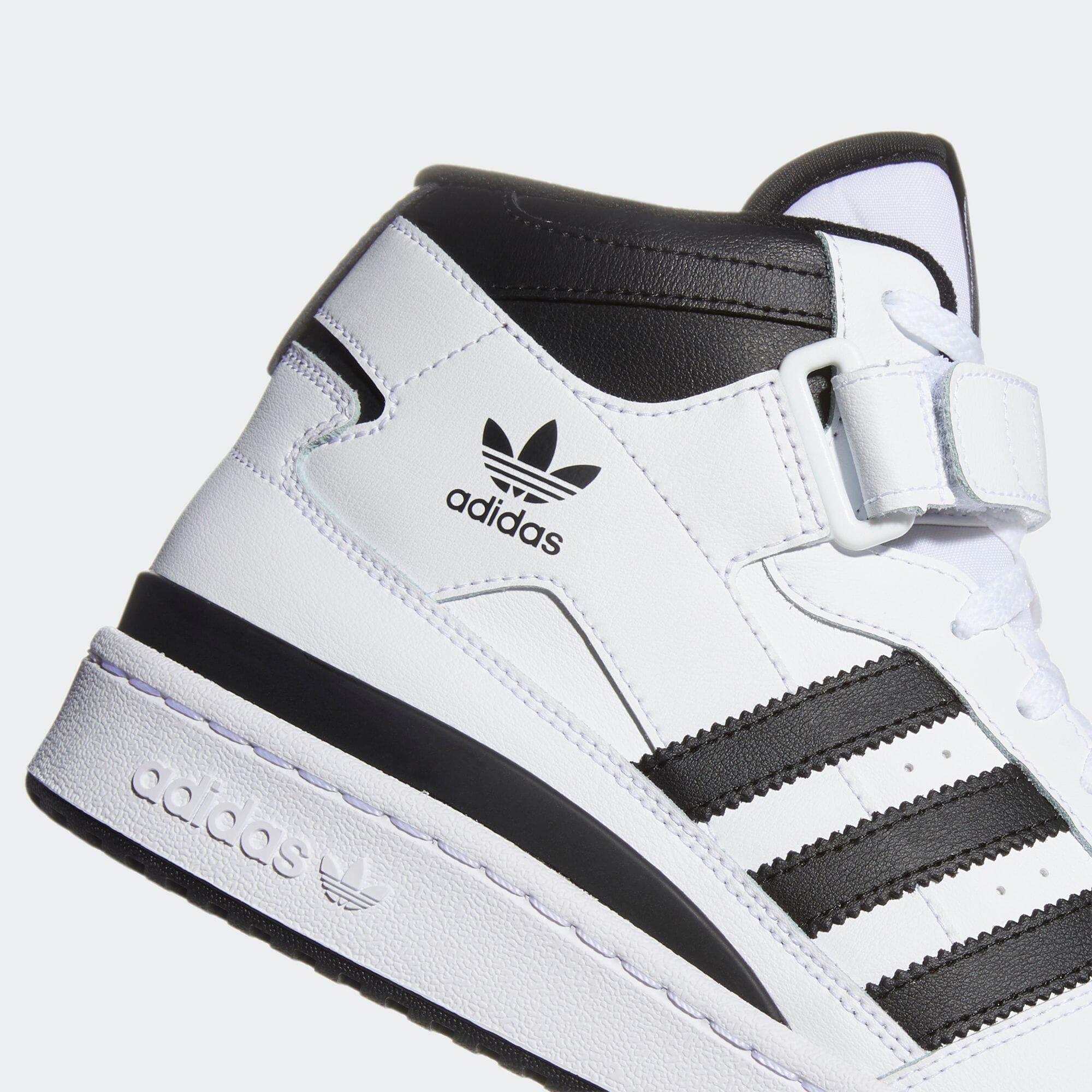 """adidas Originals FORUM HIGH """"White/Black"""" (アディダス オリジナルス フォーラム ハイ """"ホワイト/ブラック"""") [FY7939]"""