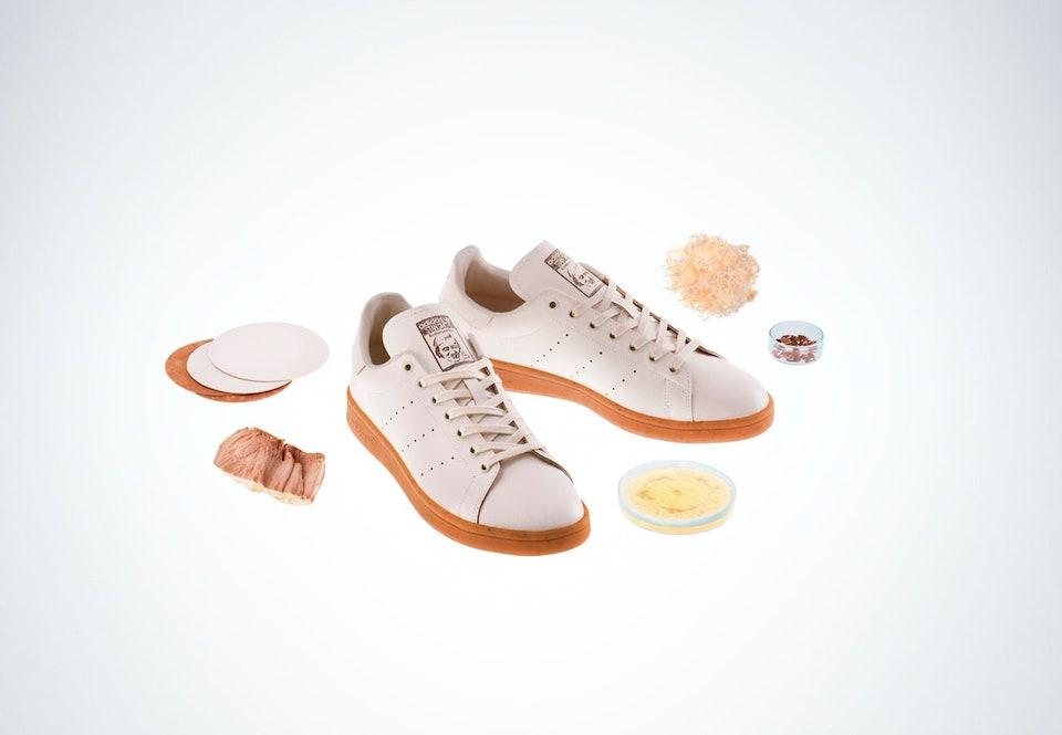 アディダスからキノコの「根」から作られる菌糸体素材「Mylo/マイロ」を使用した「STAN SMITH/スタンスミス」が2020 S/Sから登場 (adidas Originals)
