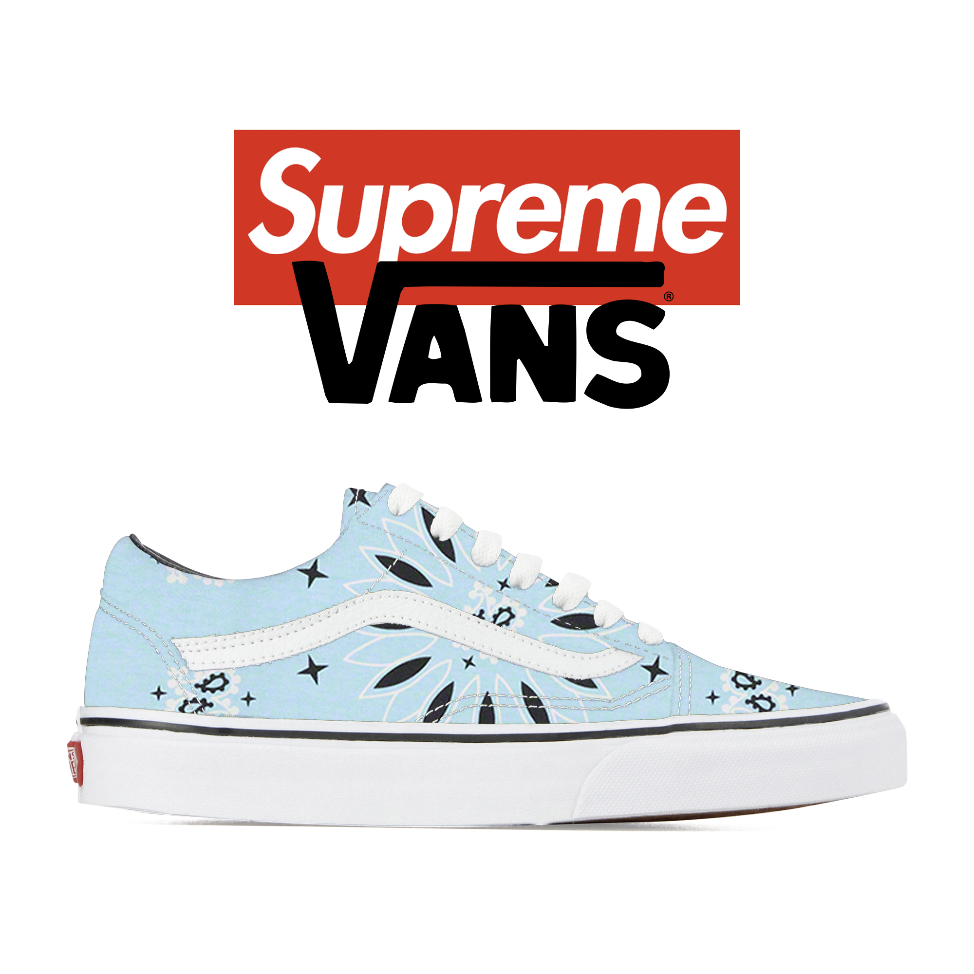 2021年 夏発売!SUPREME × VANS 2021 S/S (シュプリーム バンズ 2021年 春夏)