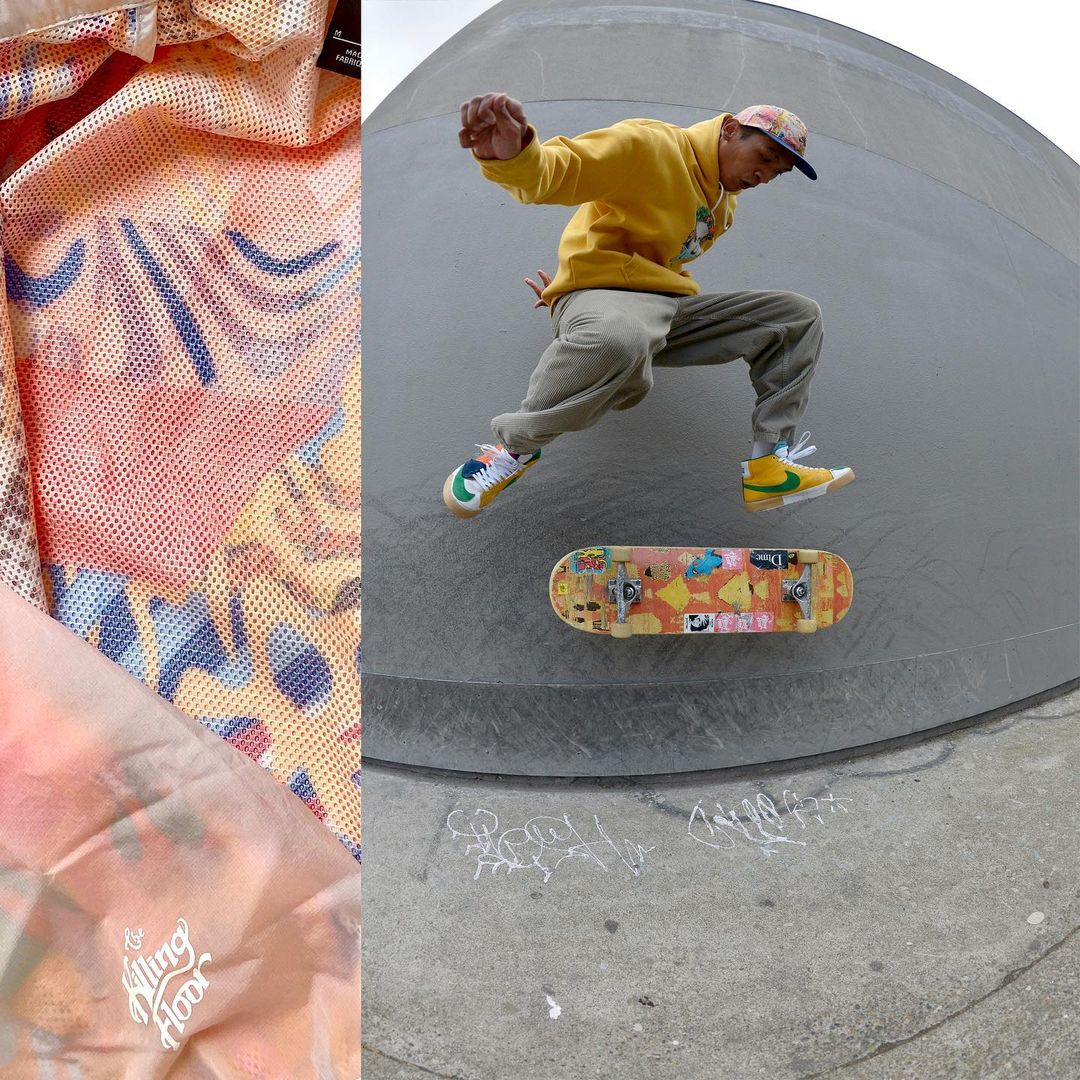 5/15 発売!NIKE SB × The Killing Floor Skateboards アパレルコレクション (ナイキ SB キリングフロア)