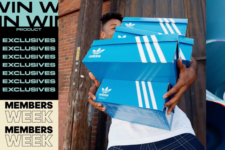 アディダス「adiCLUB」会員限定の「MEMBERS WEEK」が5/18~5/24 開催 (adidas)