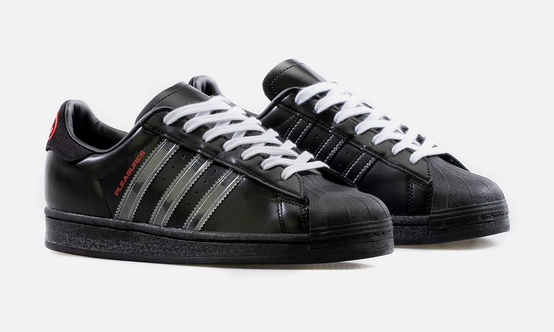 5/27 発売!PLEASURES x adidas Originals SUPERSTAR (プレジャーズ アディダス オリジナルス スーパースター) [GY5691]