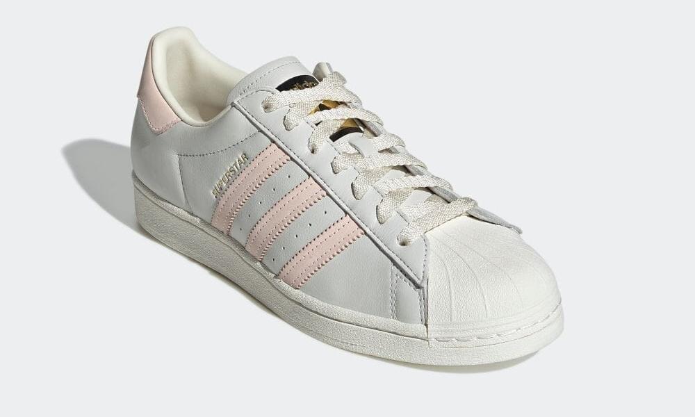 """5/27 発売!adidas Originals SUPERSTAR """"White/Off White/Gold Metallic"""" (アディダス オリジナルス スーパースター """"ホワイト/オフホワイト/ゴールドメタリック"""") [H00167]"""