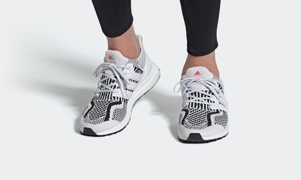 """発売予定!adidas ULTRA BOOST 5.0 DNA """"Zebra/White/Black"""" (アディダス ウルトラ ブースト 5.0 DNA """"ゼブラ/ホワイト/ブラック"""") [G54960]"""