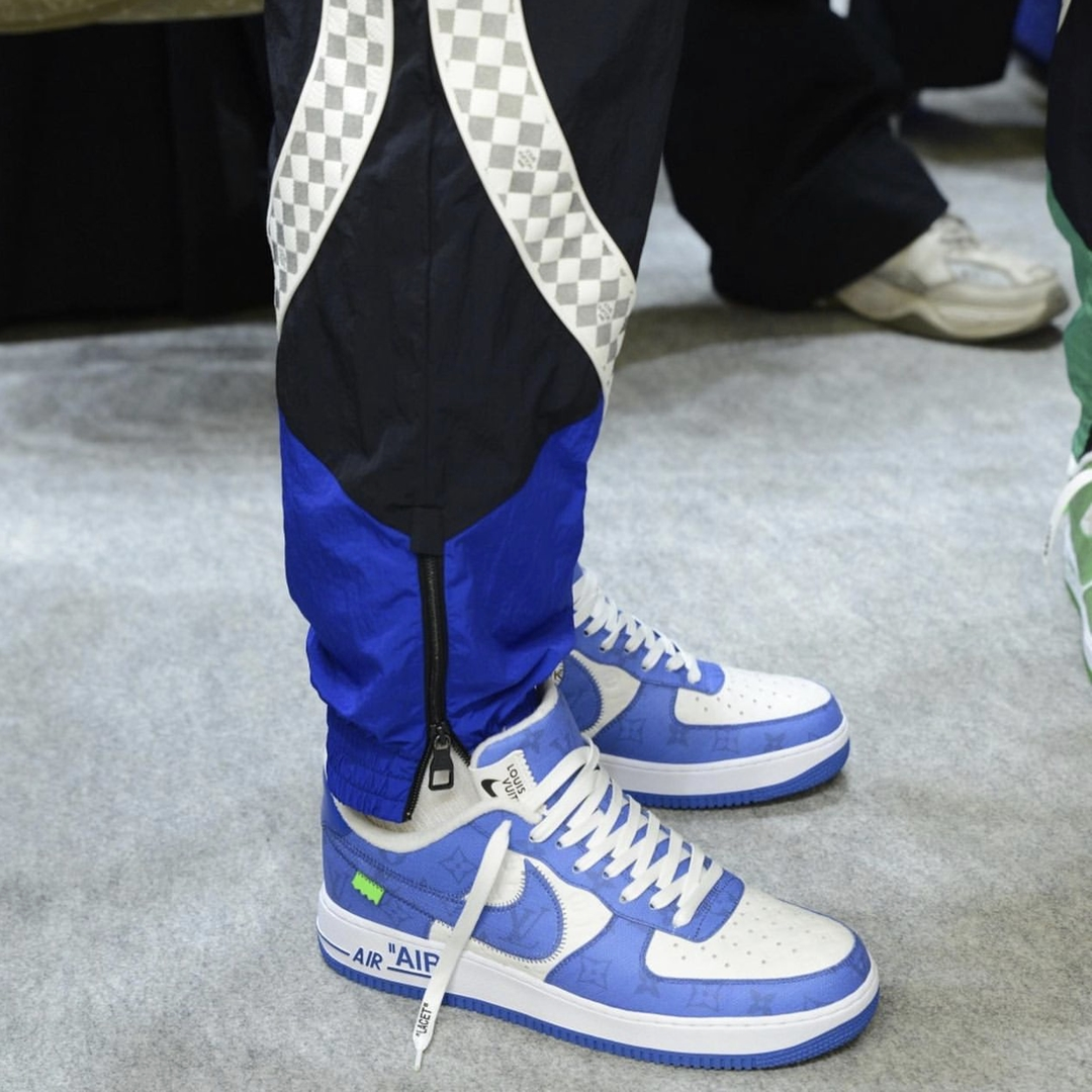 Louis Vuitton 2022 S/S × NIKE AIR FORCE 1 LOW が登場か? (ルイ・ヴィトン ナイキ エア フォース 1 ロー)