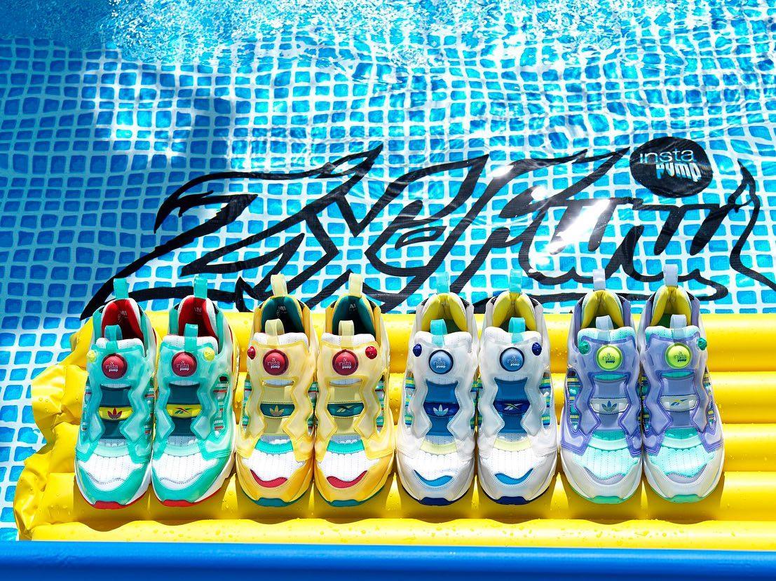 7/23 発売!夏のバイブスを漂わせる adidas Originals ZX FURY 4カラー (アディダス オリジナルス ゼットエックス フューリー) [GW0364,GW0366,GW0368.GW0369]