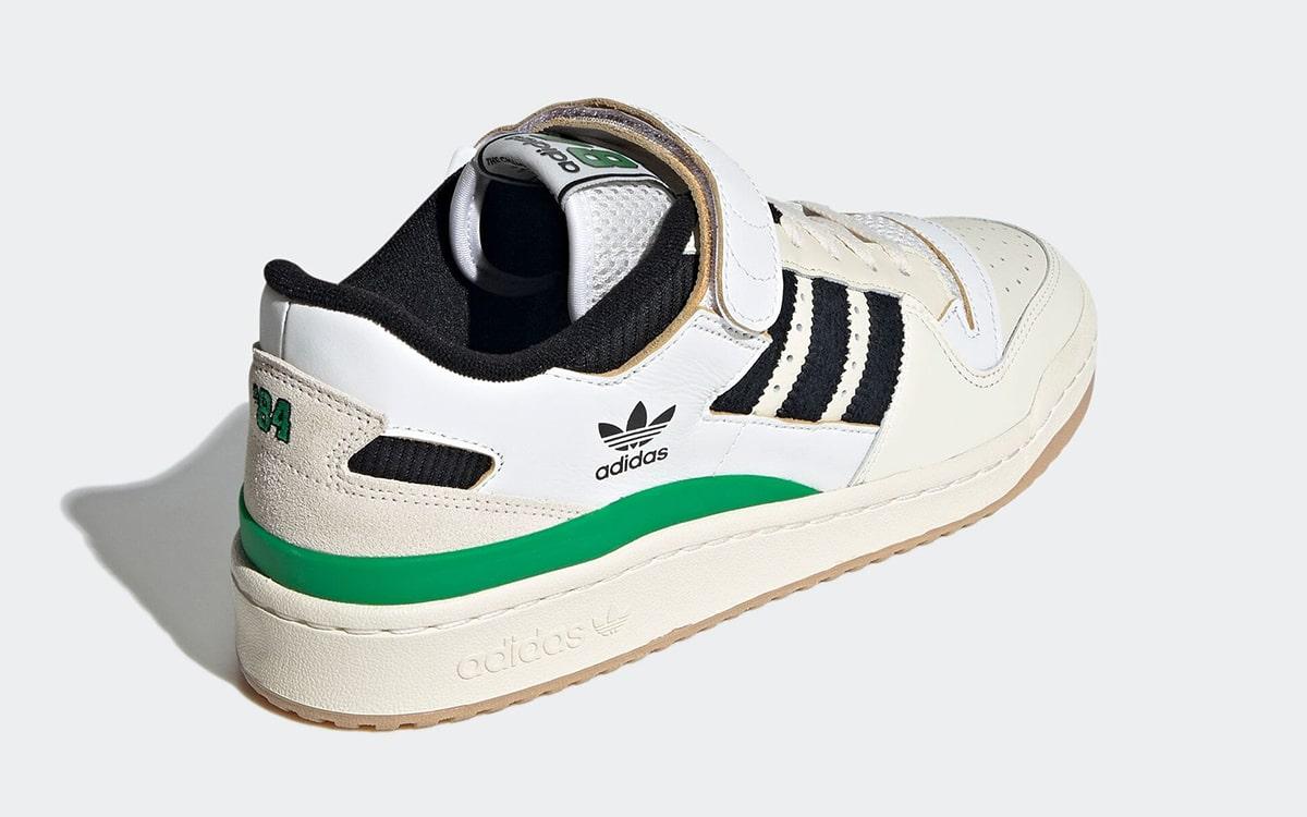 """2021年 発売予定!adidas Originals FORUM LOW 84 """"Champions Pack/Celtics"""" (アディダス オリジナルス フォーラム ロー 84 """"チャンピオンズパック/セルティックス"""") [GX9058]"""